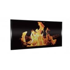 Üveg - kép infrapanel Fenix ECOSAN 600 G (600 W) Képes kivitel-  Tűz