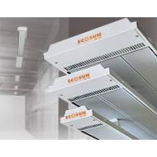 Fenix ECOSUN S+ 24 2400W Kétsoros ipari infrafűtés